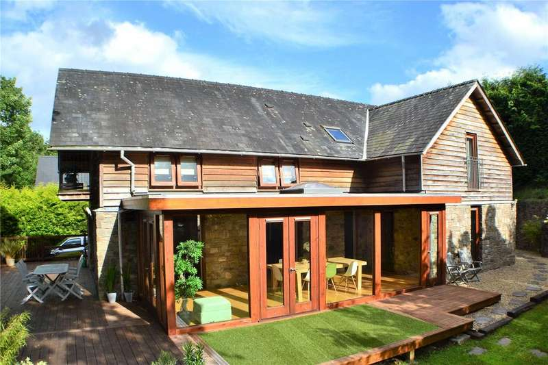 5 Bedrooms Detached House for sale in Erwood, Builth Wells, Powys