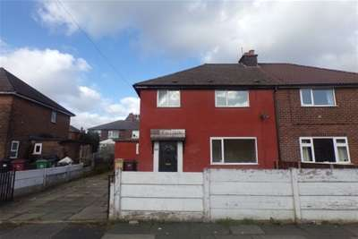 3 Bedrooms Semi Detached House for rent in Masefield Drive, Farnworth BL4