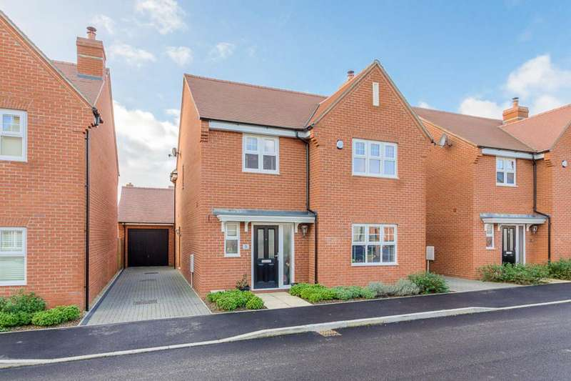 4 Bedrooms Detached House for sale in Twickenham Rd, Maids Moreton