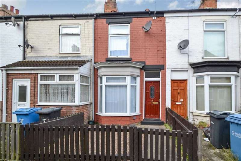 2 Bedrooms Terraced House for sale in Coronation Avenue, Hull