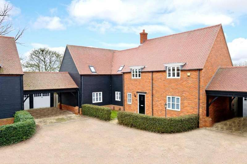5 Bedrooms Detached House for rent in Oaken Pin Close, Cranfield, Bedfordshire