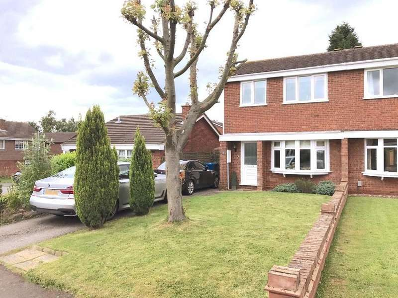 3 Bedrooms Semi Detached House for rent in Cheviot, Wilnecote