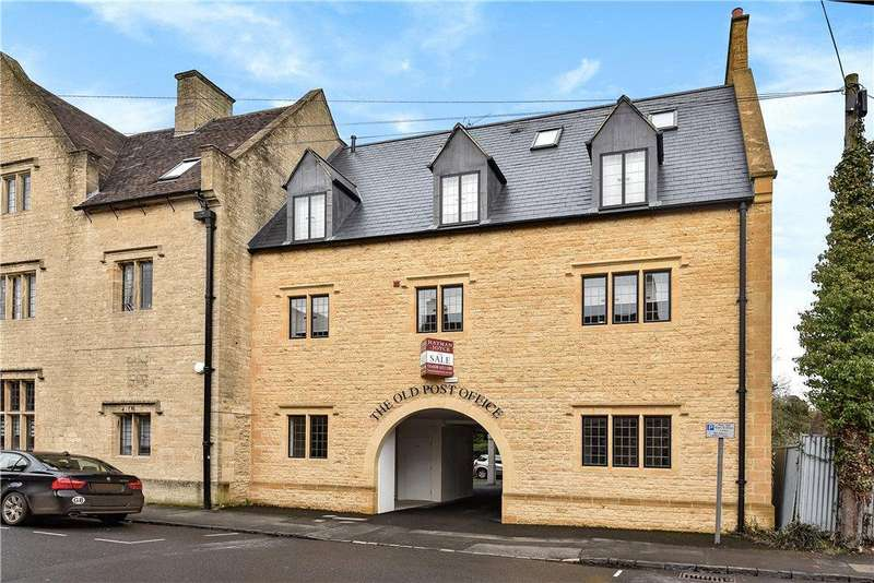 2 Bedrooms Flat for sale in The Old Post Office, New Road, Moreton-in-Marsh, Gloucestershire, GL56