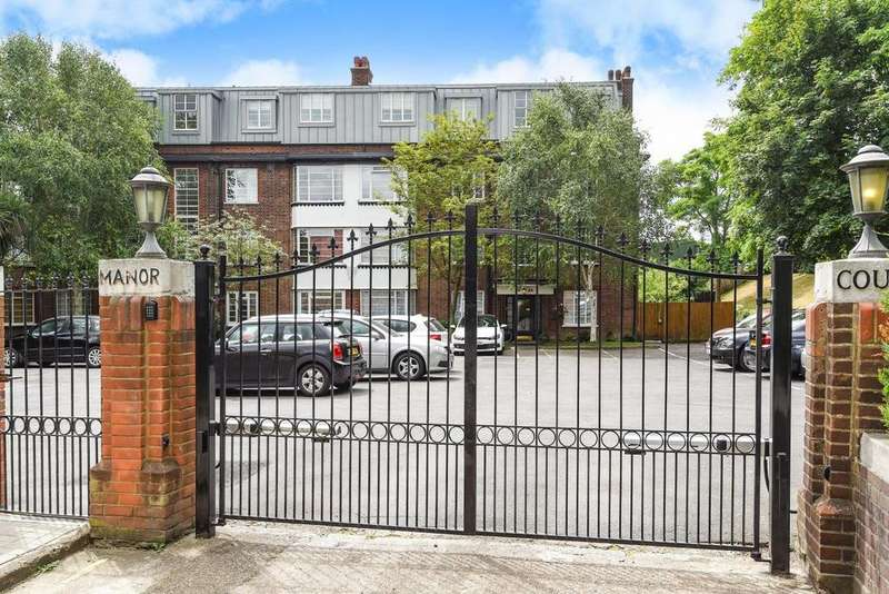 2 Bedrooms Flat for sale in Manor Court, Manor Gardens, Acton