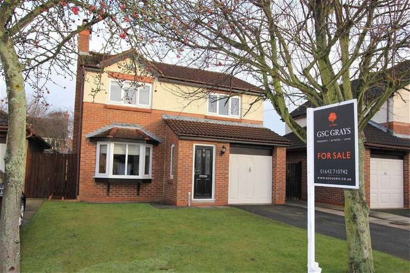 4 Bedrooms Detached House for sale in Northfield Drive, Middlesbrough