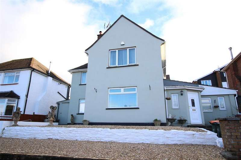 3 Bedrooms Detached House for sale in Old Hill, Christchurch