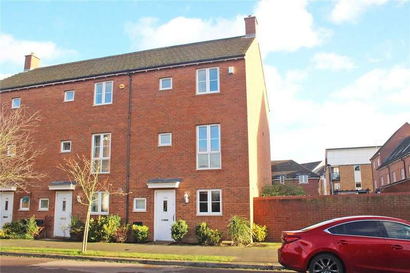 4 Bedrooms End Of Terrace House for sale in Eddington Crescent, Welwyn Garden City, Hertfordshire