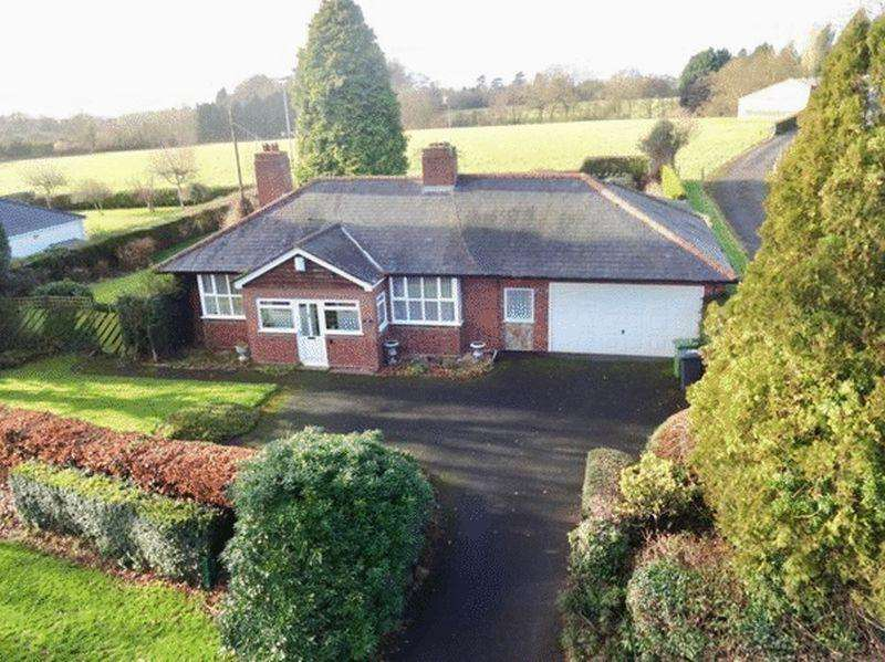 2 Bedrooms Detached Bungalow for sale in Fox Lane, Chaddesley Corbett DY10 4QR