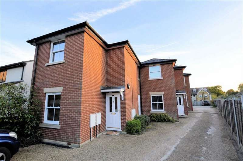 1 Bedroom Flat for sale in Allnutts Road, Epping