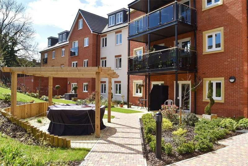 2 Bedrooms Retirement Property for sale in Norton Court, Leston Road