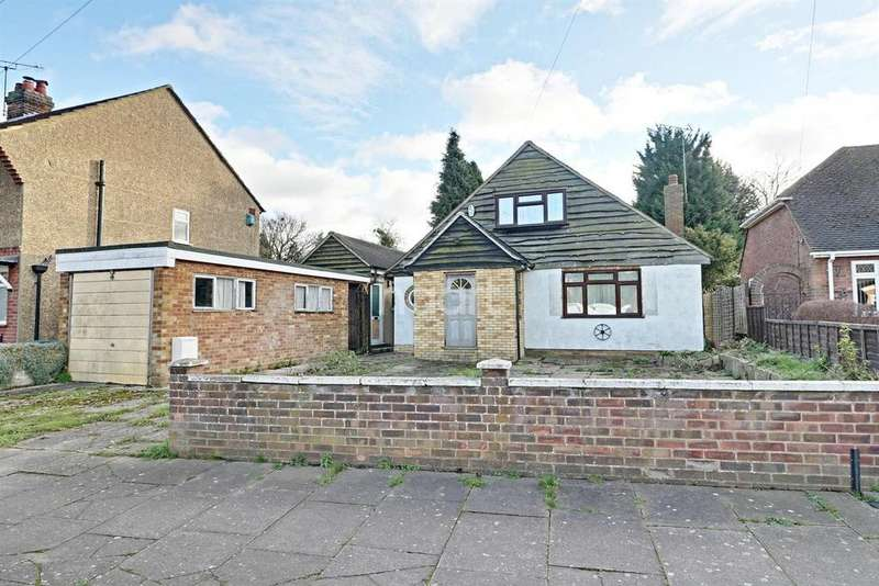 2 Bedrooms Bungalow for sale in Finsbury Road, Luton, LU4