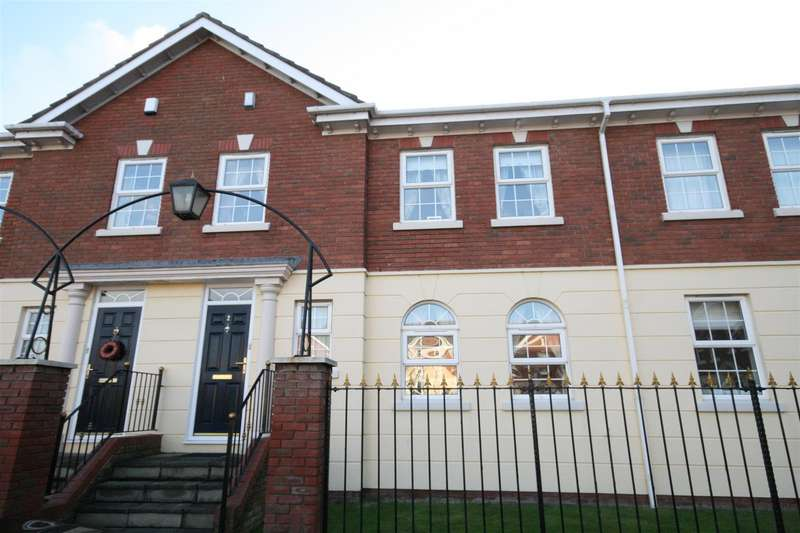4 Bedrooms Mews House for sale in Wentworth Mews, Lytham St. Annes