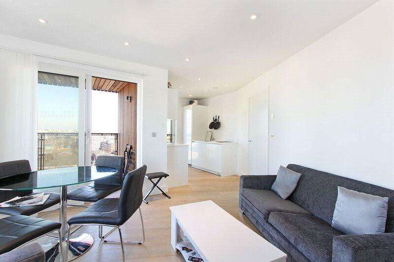 2 Bedrooms Flat for sale in Cube Building, 17-21 Wenlock Road, London, N1