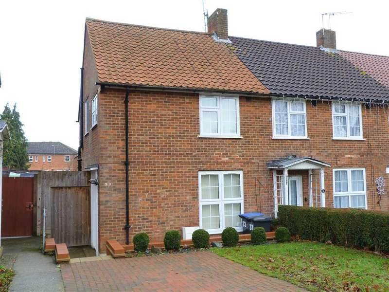 3 Bedrooms End Of Terrace House for sale in Holwell Road, Welwyn Garden City