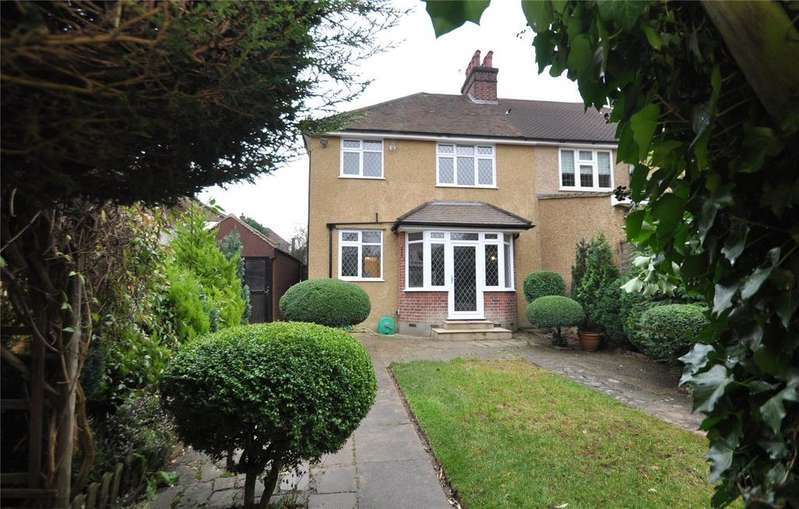 3 Bedrooms Semi Detached House for rent in Mile House Lane, St. Albans, Hertfordshire