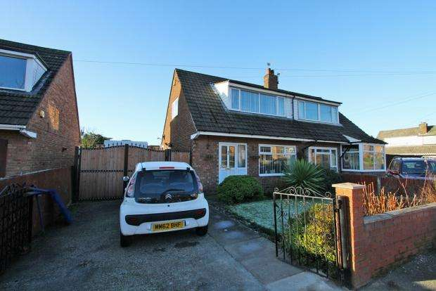 2 Bedrooms Semi Detached House for sale in Thompson Street Ashton In Makerfield Wigan