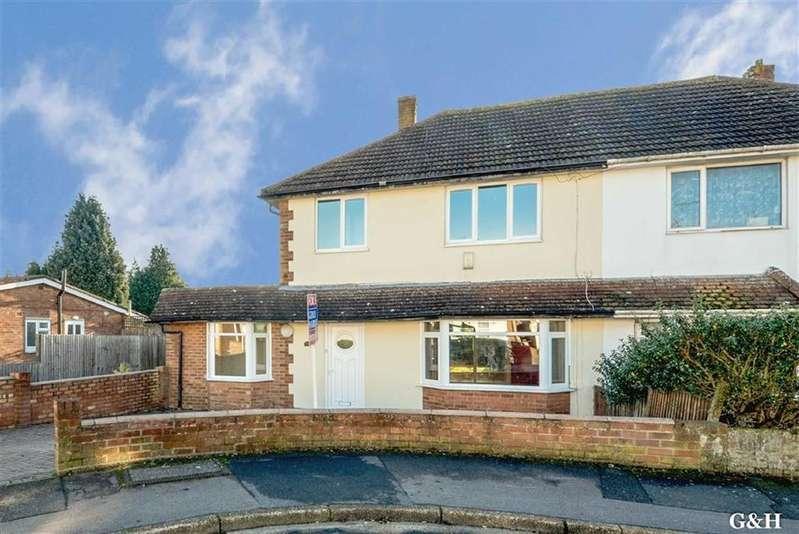 3 Bedrooms Semi Detached House for sale in Rylands Road, Kennington, Kent