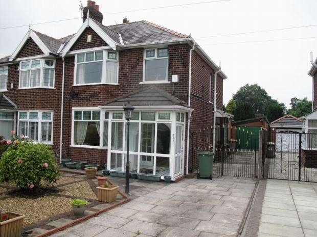 3 Bedrooms Semi Detached House for sale in St. Helens Road Rainford St Helens