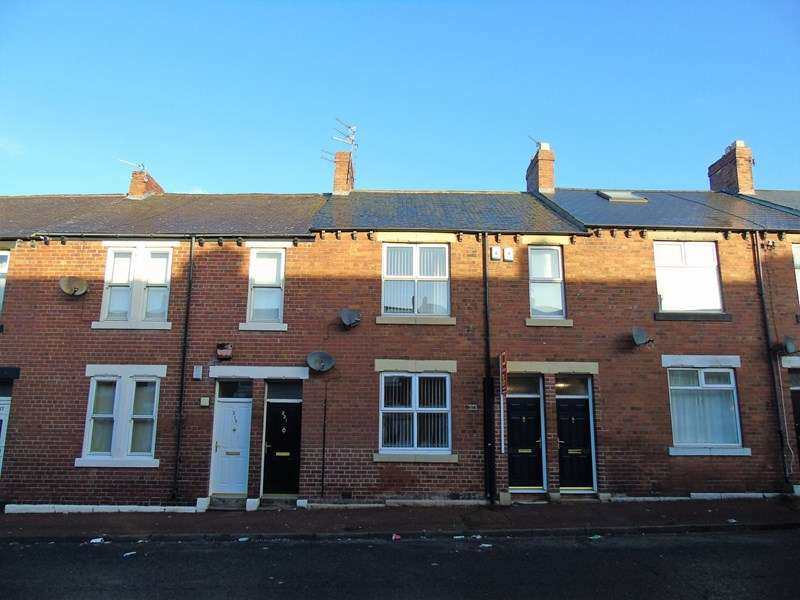 2 Bedrooms Property for sale in Commercial Road, Byker, Newcastle upon Tyne, Tyne and Wear, NE6 2ED