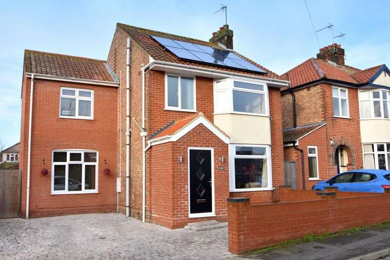 4 Bedrooms Detached House for sale in Gordon Road, Ipswich, IP4 4HL