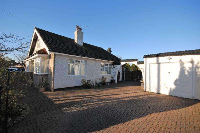 3 Bedrooms Detached Bungalow for sale in Woodside Avenue, Moreton