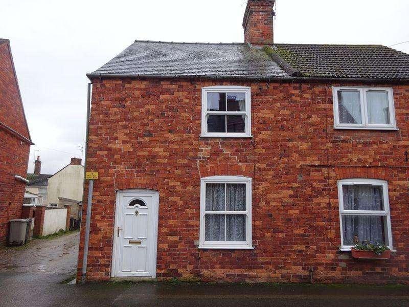 2 Bedrooms Terraced House for rent in Queen Street, Spilsby