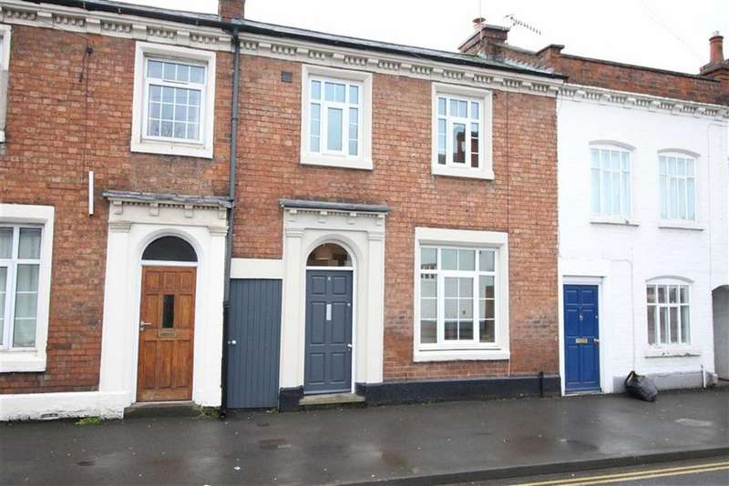 2 Bedrooms Terraced House for sale in Leicester Street, Leamington Spa, CV32