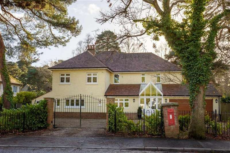 6 Bedrooms Detached House for sale in Dunyeats Road, Broadstone, Dorset