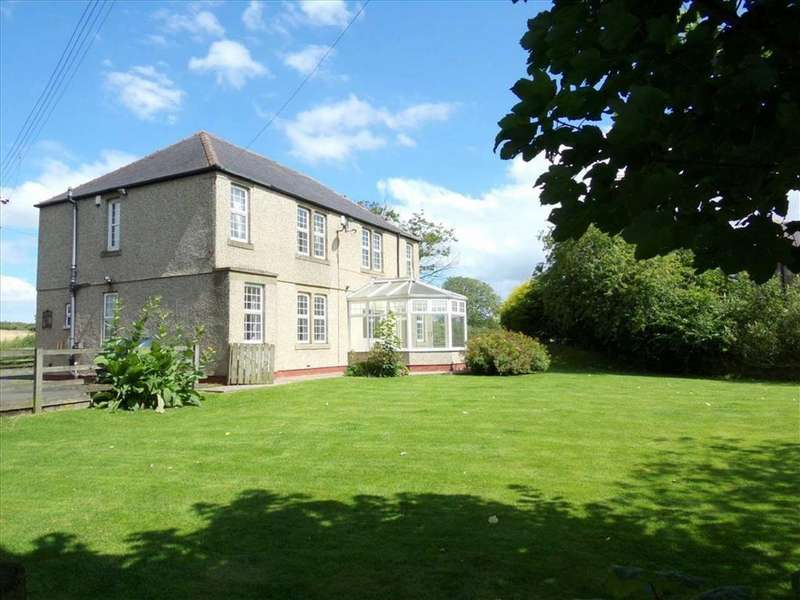 4 Bedrooms Detached House for rent in Low Heighley, Morpeth, Northumberland