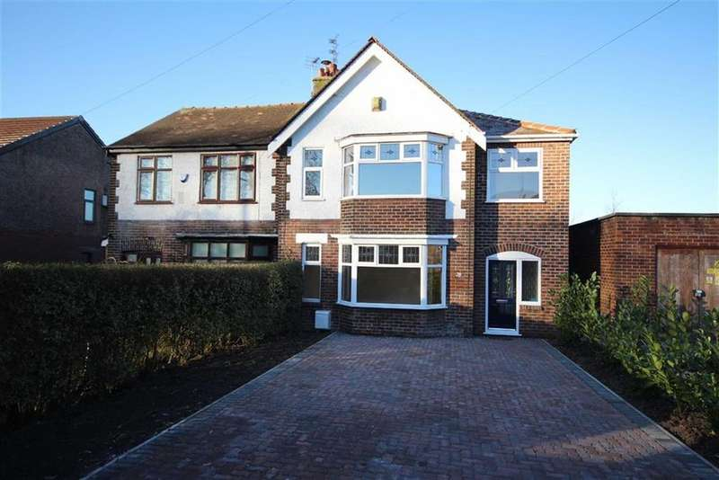 4 Bedrooms Semi Detached House for sale in Higher Lane, Rainford, St Helens, WA11