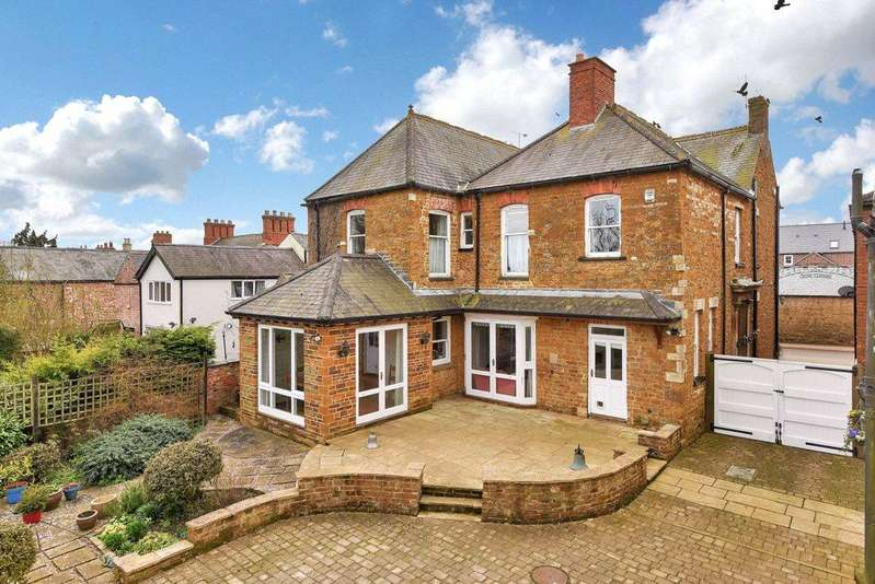 5 Bedrooms Detached House for sale in Somerby, Melton Mowbray, Leicestershire