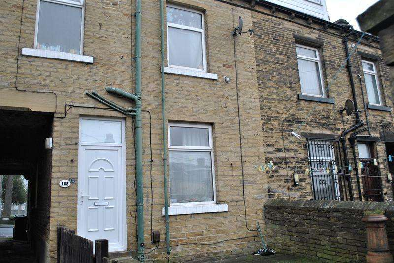 2 Bedrooms Terraced House for sale in West Park Road, Bradford, BD8 9SJ