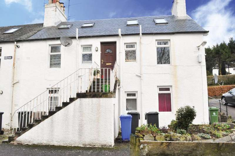 1 Bedroom Flat for sale in Wood Place , Blanefield , Stirlingshire, G63 9HZ