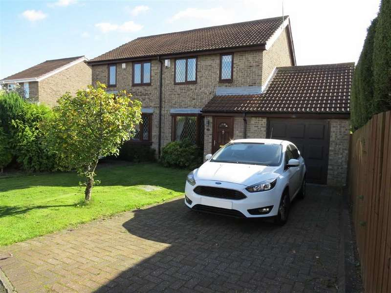 3 Bedrooms Semi Detached House for sale in Turnstone Drive, Ayton, Washington