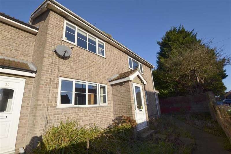 2 Bedrooms Terraced House for sale in Main Street, Carnaby, East Yorkshire, YO16
