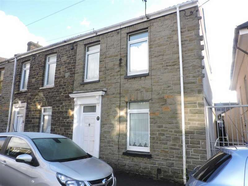 3 Bedrooms Terraced House for sale in Mansel Street, Briton Ferry