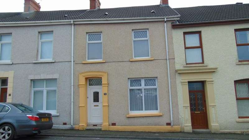 3 Bedrooms Terraced House for sale in 76 Marble Hall Road