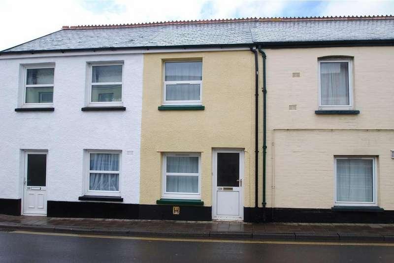 2 Bedrooms Terraced House for rent in New Street, Torrington