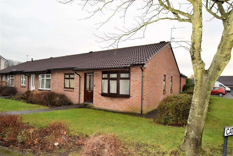 2 Bedrooms Terraced Bungalow for sale in Catherine Close, Spennymoor