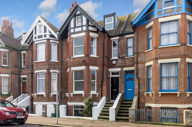 4 Bedrooms Terraced House for sale in Bradstone Avenue, Folkestone, CT19