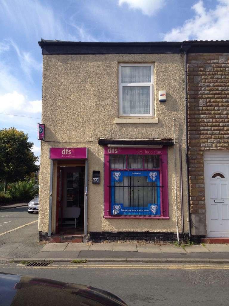 Terraced House for sale in Desi Food Store Union Street, Leigh, WN7