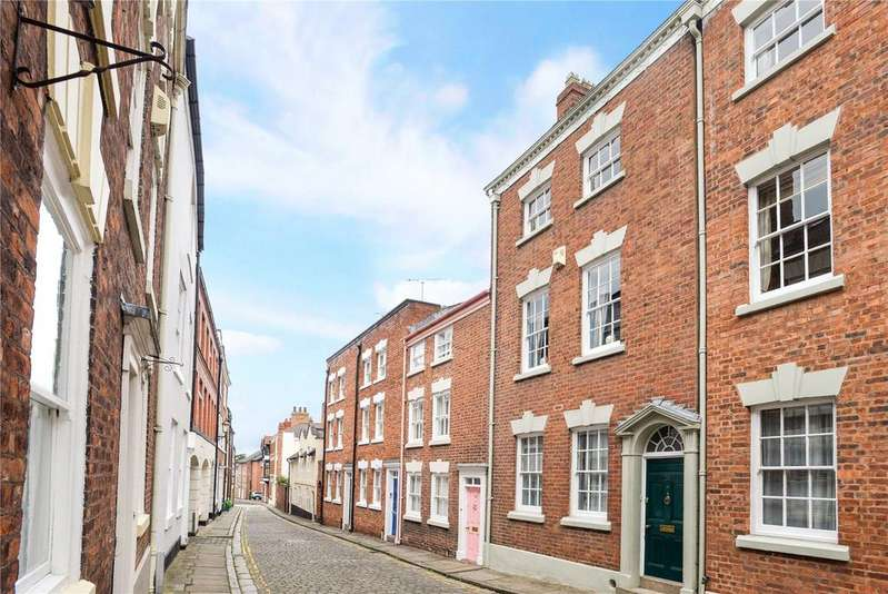 4 Bedrooms Terraced House for sale in King Street, Chester, CH1