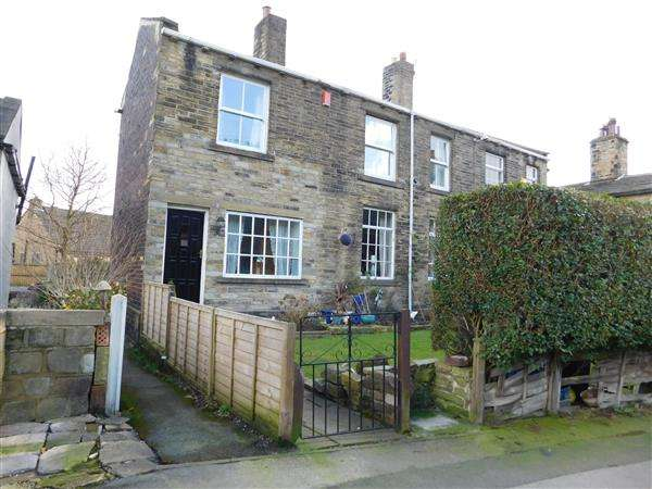 3 Bedrooms Cottage House for sale in Mill Carr Hill Road, Bradford
