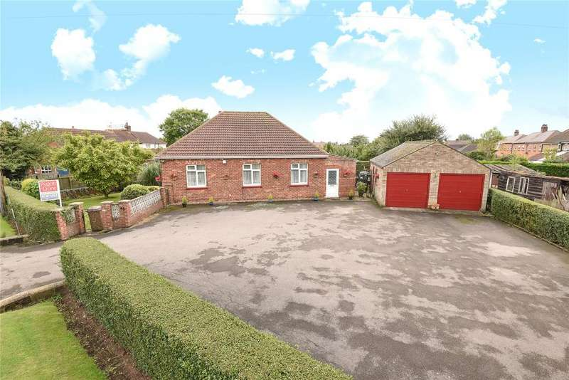 3 Bedrooms Detached Bungalow for sale in West Street, Billinghay, LN4