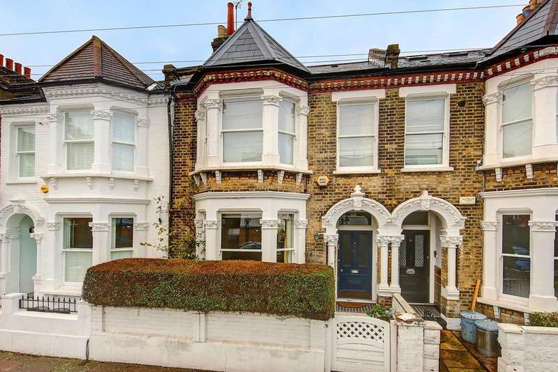 4 Bedrooms Terraced House for sale in Hearnville Road, London, SW12