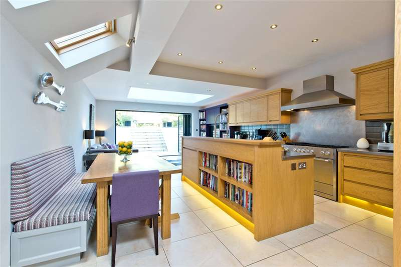 7 Bedrooms Semi Detached House for sale in Belvedere Grove, Wimbledon Village, London, SW19