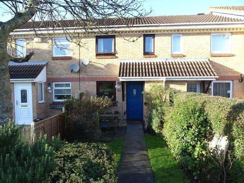 2 Bedrooms Terraced House for sale in Weavers Crofts, Melksham