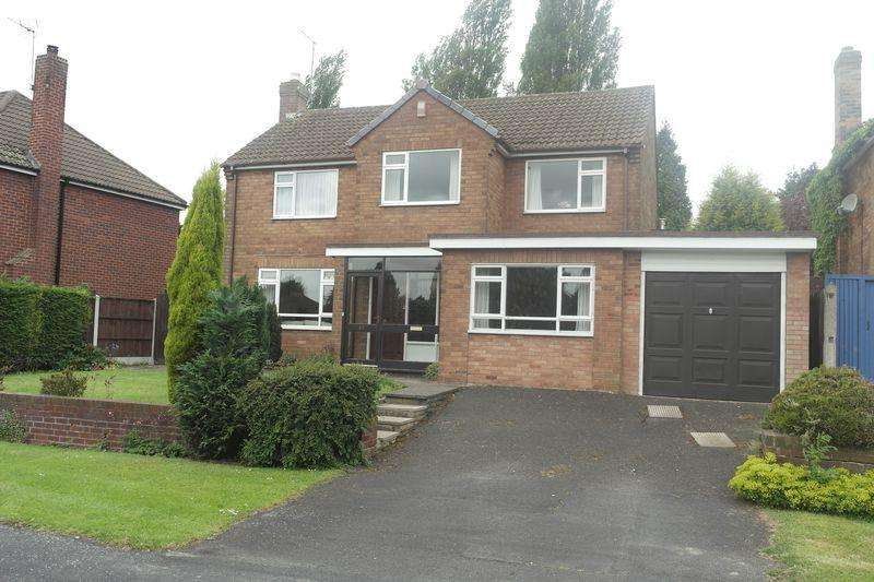 3 Bedrooms Detached House for sale in Edinburgh Road, Walsall