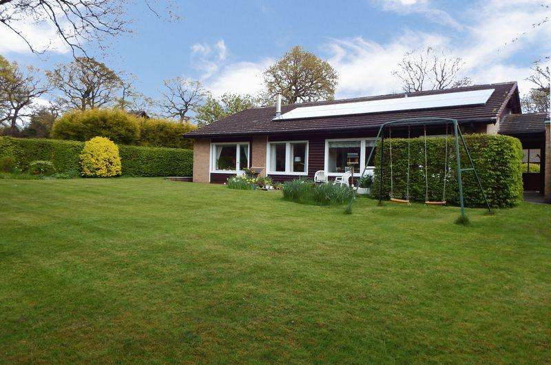 5 Bedrooms Bungalow for sale in Gosforth Park, The Chase, West Moor