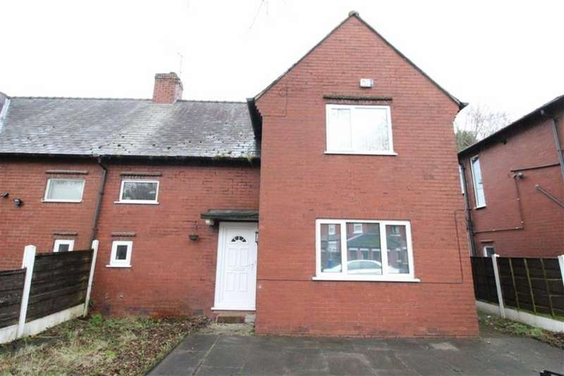3 Bedrooms Semi Detached House for sale in Birch Hall Lane, Longsight, Manchester